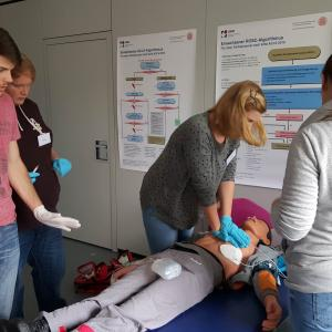 Notfallinitiative Mannheim - Praxiseinblicke